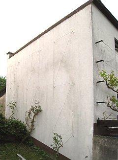 Support pour plantes grimpantes 7040 - Garage prefabrique allemagne ...