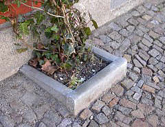 "Small cobble made of ""Porphyry"""