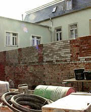 Mixed masonry