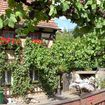 Old wine-grower's house in the Spaar Mountains, Meißen / Saxony