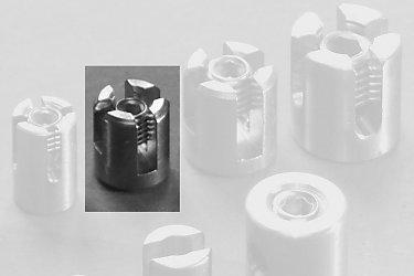 Serre-câble à croix 3 mm, AISI 316