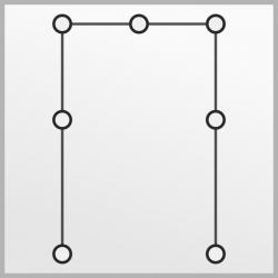 Système de câbles 4050 - Version massive