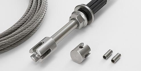 Système de câbles 3050 - Version massive