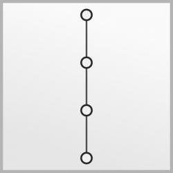 Système de câbles 1040 - Version simple