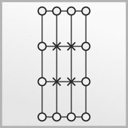 Wire Rope System 4040 - Medium Kit