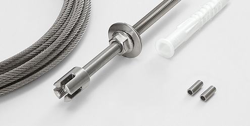 Wire Rope System 2020 - Medium Kit