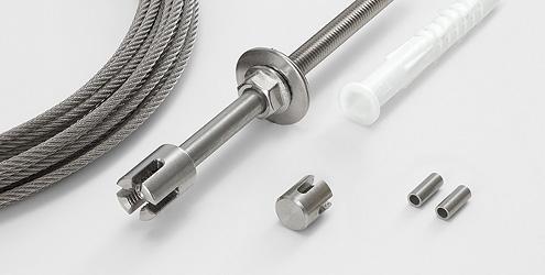 Système de câbles 3050 - Version moy.