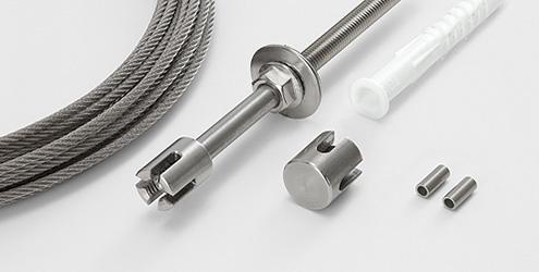 Système de câbles 6060 - Version moy.