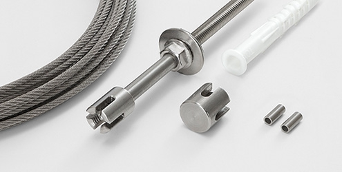 Wire Rope System 7030 - Medium Kit