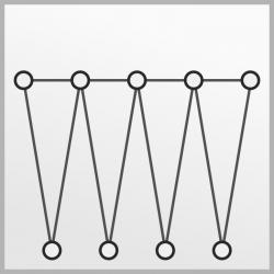 Wire Rope System 8020 - Medium Kit