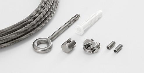 Wire Rope System 7050-Easy Kit