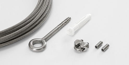 Wire Rope System 2010-Easy Kit