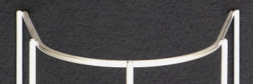 Stainless-steel Downpipe Trellis 200 cm
