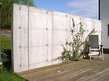 drahtseilzubeh r aus edelstahl auf betonw nden. Black Bedroom Furniture Sets. Home Design Ideas
