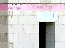 Verputztes Mauerwerk Als Untergrund F R Ein Wandspalier