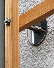 as 12xx6 gewindeanker aus edelstahl f r spaliere auf hartd mmung. Black Bedroom Furniture Sets. Home Design Ideas